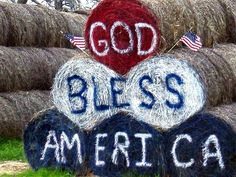 Yes!!! God please bless America.