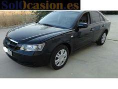 HYUNDAI - SONATA 2. 0 CRDI 140CV por 4.700€ | Madrid