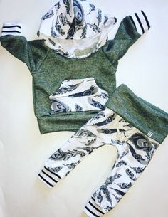 bad boy outfit / cute baby clothes / baby clothes / by BornApparel