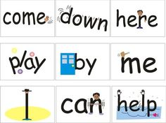 For right brained learners...Tips for helping children recognize sight words while reading. Includes sight words with pictures that incorporate the meaning...the site also has math with visuals..