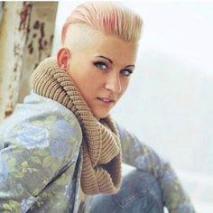 Nimm eine Frisur mit Pfiff! Energische Kurzhaarfrisuren für Frauen, die Kraft ausstrahlen! - Neue Frisur
