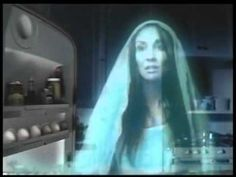 "La Llorona got milk? commercial - YouTube-(La Llorona [La Yo-RO-na] means ""the crying lady"". It's a ghost story.)"