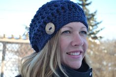 Check out this item in my Etsy shop https://www.etsy.com/listing/223033772/chunky-slouch-hat-toque-adult-slouch-hat
