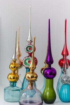 Christmas Barbie, Christmas Mood, Rustic Christmas, Christmas Crafts, Xmas, Vintage Tree Toppers, Vintage Christmas Tree Toppers, Christmas Inspiration, Winter