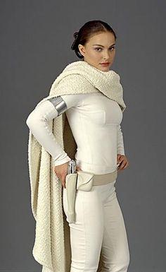 STAR WARS with Padmé and Leia: Padme Amidala