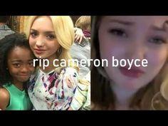 Disney Stars and Rappers React To Cameron Boyce's Tragic Death - DarDarKom - Free Watch video Descendants Songs, Descendants Characters, Disney Descendants, Cameron Boyce, Dove Cameron, Disney Channel, Disney Charms, Brent Rivera, Peyton List