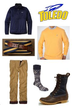 How to Dress for: Toledo Game