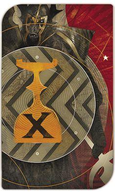 Dragon Age Inquisition Tarot - Revenant