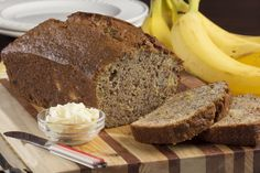 We add crushed pineapple to this banana bread to make it extra moist. It's a tropical twist that's really delicious!