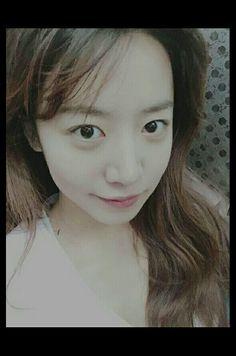 Namjoo Kim Apink Cute hair