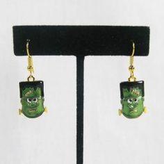 Frankenstein Fries Earrings