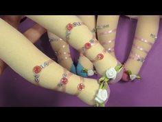 zapatitos lolita de las flores 1/5 manualilolis VIDEO-192