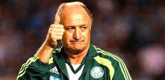 Presidente do Palmeiras diz que sempre soube que Felipão voltaria para a seleção brasileira