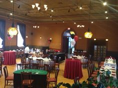 Casino Themed Party | Blue Heron Restaurant | Western MA Venue | Banquets & Events | Blue Heron Catering