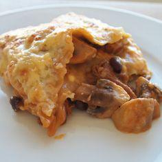 Kjempegod lasagne