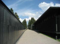 Le Struthof concentration camp --Museum