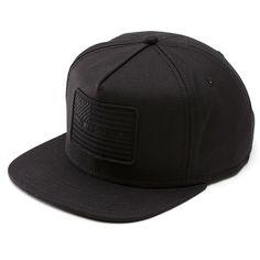 Vans Allied Skates Snapback Hat (Black)  23.95 b3900e707a11