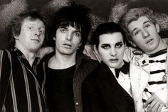 Archive Entertainment On Wire Image Redferns Contributor Highlights Stock Pictures, Royalty-free Photos & Images The Damned Band, God Save The Queen, Brian James, Goth Bands, Goth Music, Pete Wentz, Band Posters, Post Punk, New Wave