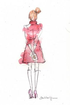 pretty #watercolours #fashion