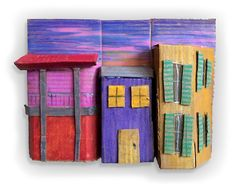 Architectural Reliefs | crayola.com