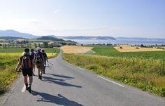 Pilgrimstocht naar het Noorden (645km, 32 dagen)