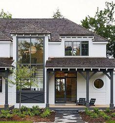 14 Best Modern Farmhouse Exerior Design Ideas