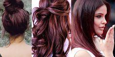 Cherry bombre: ecco il colore di maggiore tendenza per i vostri capelli