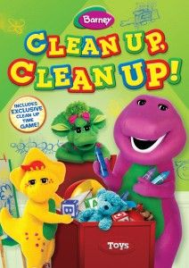 Barney™ shows how to make cleaning fun; from painting the caboose, to washing windows, to putting away toys! See Riff™ learn new tricks when his litterbot leaves him in a heap of a mess. Clean Up Song, Mark Lowry, Cleaning Fun, Friends Poster, Barney & Friends, Washing Windows, Time Games, Messy Room, Extreme Couponing