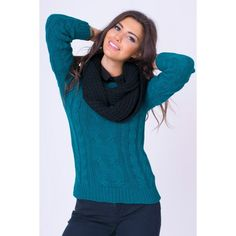 Dámsky pletený sveter zelenej farby - fashionday.eu Ale, Fashion, Moda, Fashion Styles, Ale Beer, Fashion Illustrations, Ales, Beer