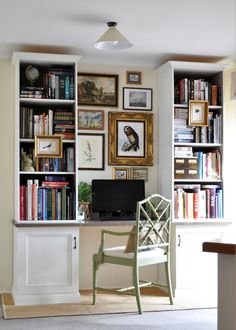 16 Creative Ways to Make the Most of Your Wall Space | Interior Design Styles and Color Schemes for Home Decorating | HGTV