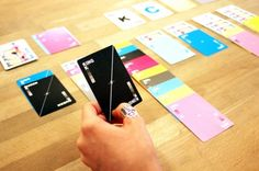 Brilliantly stripping away all the heritage and history of good playing card design, we've removed everything we could, The suits have been swapped for the printer's choice of ink: Cyan, Magenta, Yellow and Black, and the design on the back created from the kind of utilitiarian registration marks and checks usually never seen by the public.  Clever, simple and as easy as ever to use - the cards are coloured by different opacities of ink, creating an amazing gradient when fanned out i...