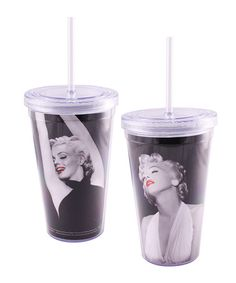 Take a look at this Marilyn Monroe Travel Tumbler by TMD Holdings on #zulily today!  They purchase you get $20!  Please use this link, Thank You!  Click Here:  http://www.zulily.com/invite/ngrahe352
