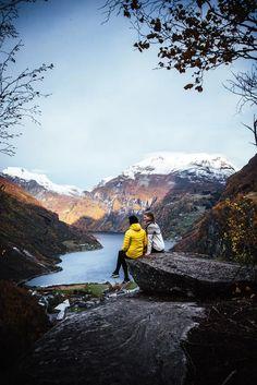 Länsi-Norjan road trip ja minkälaista on Norjassa lokakuussa – Viimeistä murua myöten Stavanger, Oslo, Road Trip, Traveling, Tie, Mountains, Nature, Viajes, Ties