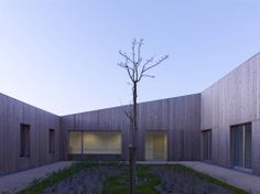 Medical Cared Center For Disabled Persons / Atelier Zundel & Cristea