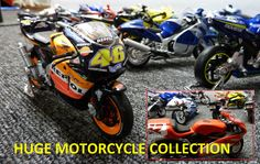 MotoGP and Superbike Collection. Ducati to Suzuki to Honda RCV211 [Epic]