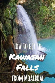 Check out our guide on how to best get to the famous Kawasan Falls from Moalboal on Cebu, Phillipines