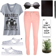 """all you need is love"" by angelgouvas on Polyvore"