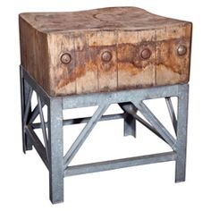 How To Sterilize An Antique Butcher Block Table House