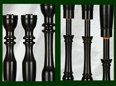MacLellan Challis Top Bagpipes – Chris Apps Reeds LLC Pipes, Bronze, Variables, 8 Weeks, Top, Sticks, African, Smooth, Button