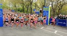 More Magazine/ Fitness Magazine Women's Half-Marathon | NYRR