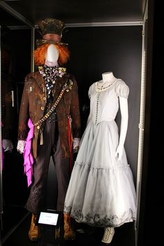 D23 Expo 2011 Tim Burton's Alice in Wonderland Costumes by partyhare, via Flickr