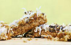 Coconut Caramel Slice