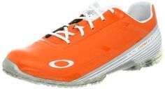 2f96cd11431 Featuring a waterproof performance-engineered synthetic skin these mens  cipher 2 golf shoes by Oakley