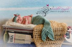 Crochet PATTERN Mermaid Cocoon Tail Fin by GigisCrochetProps, $3.50
