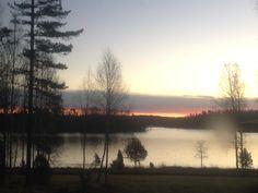 Good morning at #Naarjärvi