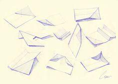 Exploring folded paper