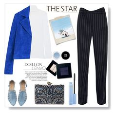 """The star .."" by gul07 ❤ liked on Polyvore featuring Agnona, Splendid, KOTUR, MANGO, Bobbi Brown Cosmetics, Givenchy, Polaroid, women's clothing, women and female"