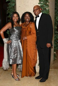Samuel L Jackson & Family