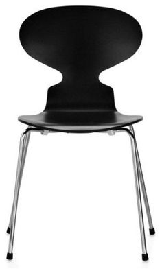 Arne jacobsen ants and chairs on pinterest for Arne jacobsen chaise fourmi