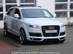MTM Audi Q7....